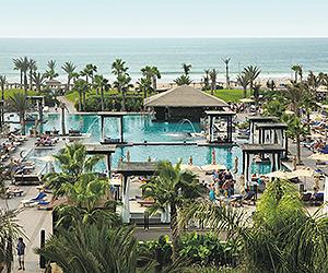 All Inclusive Sun Holidays To Riu Palace Tikida Agadir Hotel 5