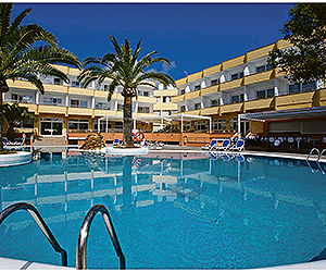 Sagitario Playa Hotel