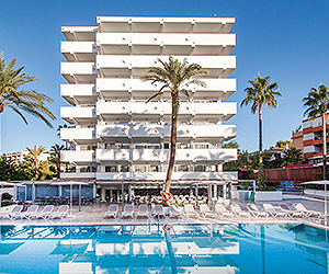 All Inclusive Sun Holidays To Ola Panama Hotel 4 Palma Nova