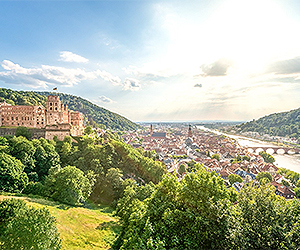New Year on the Rhine from Amsterdam to Basel special offers with Sunway