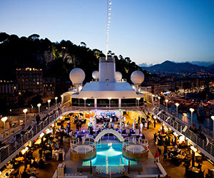 Cruise Ships from Azamara Club Cruises
