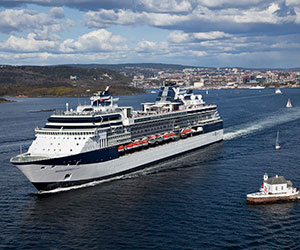 cruise ship offers from Ireland with Celebrity Cruises