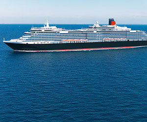 cruise ship offers from Ireland with Cunard