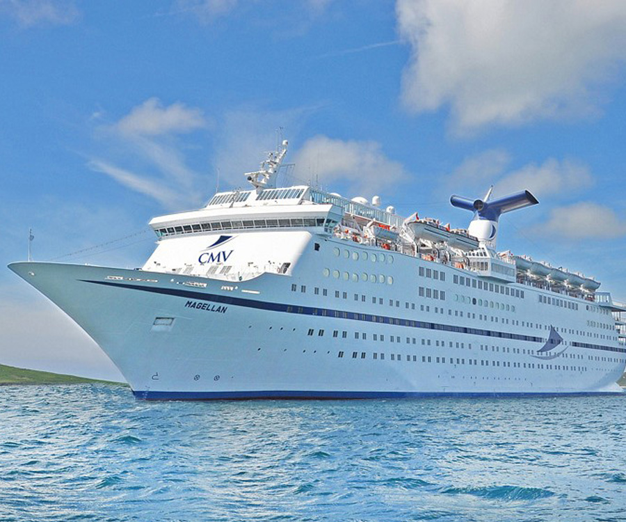 Cruise ship Cruise and Maritime Voyages special offers
