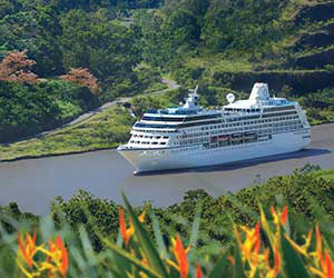Cruise Ships from Oceania Cruises