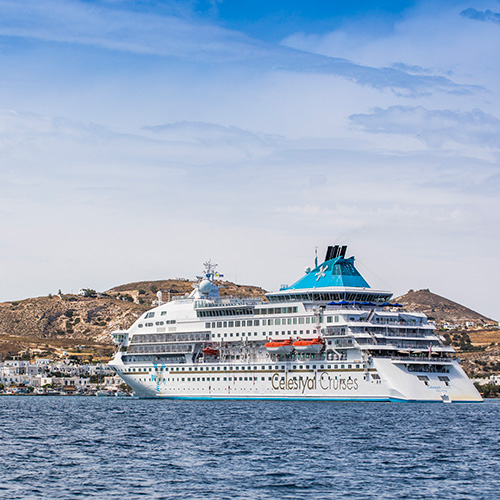 Cruise ship Celestyal Cruises special offers