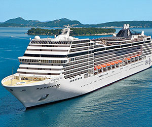 cruise ship offers from Ireland with MSC Cruises