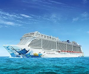 cruise ship offers from Ireland with Norwegian Cruise Lines