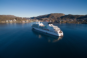 cruise ship offers from Ireland with Seabourn
