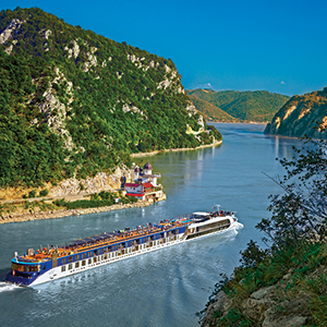 Cruise ship AMA Waterways special offers