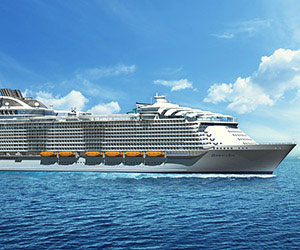 Cruise ship Royal Caribbean special offers