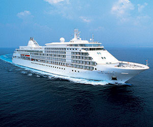 Cruise ship Silversea special offers