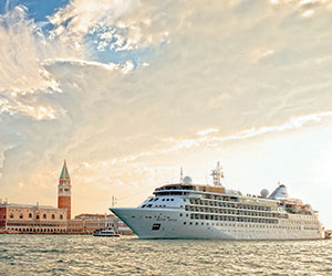 cruise ship offers from Ireland with Silversea