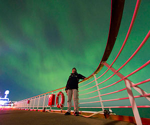 Cruise ship Hurtigruten special offers
