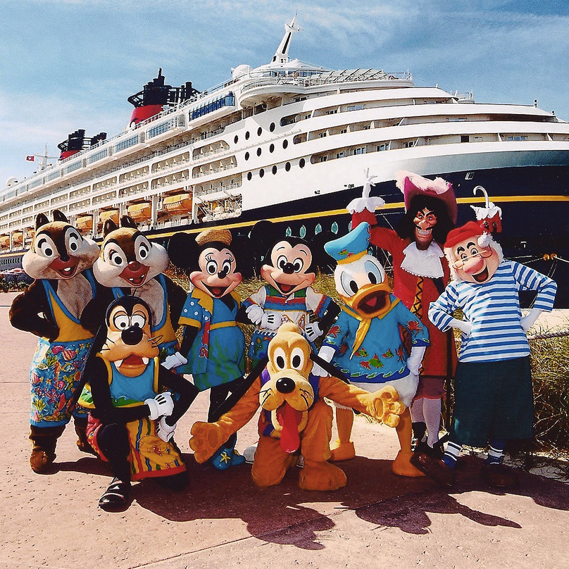 Cruise Ships from Disney Cruise Line
