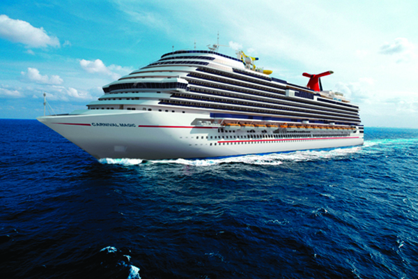 Cruise Ships from Carnival Cruise Line