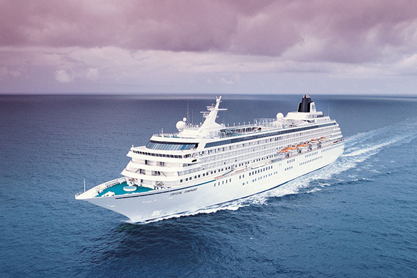 Cruise Ships from Crystal Cruises