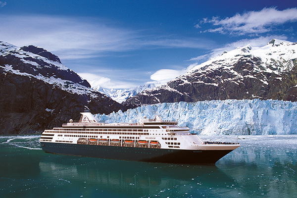 Cruise Ships from Holland America Line