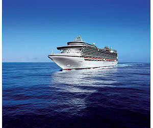 Spain, France & Italy Cruise Cruise holiday on Ventura 10 night