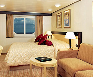 Monte Carlo to Rome Cruise Cruise holiday on Queen Victoria 7 night