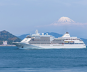 Alaska Cruise from Canada Cruise holiday on Silver Shadow 4 night