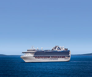 Spain, France & Italy Cruise from Barcelona Cruise holiday on Emerald Princess 4 night
