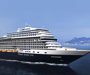 Croatia & Greece Cruise from Rome Cruise holiday on MS Koningsdam 7 night