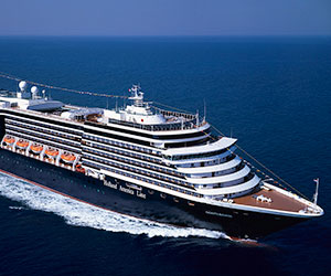 Spain, France & Monaco from Barcelona Cruise holiday on MS Oosterdam 7 night
