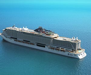 Bahamas & Miami Cruise Cruise holiday on MSC Seaside 7 night