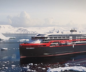 Antarctica, The Falklands & Chilean Fjords Expedition Cruise holiday on Roald Amundsen 7 night