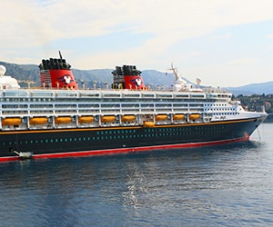 Disney Mediterranean Cruise from Barcelona Cruise holiday on Disney Magic 7 night