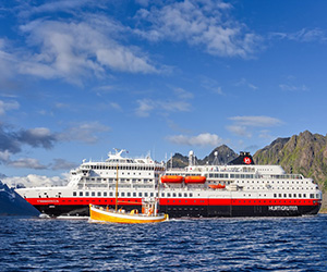 Classic Voyage Southbound Cruise holiday on MS Finnmarken 7 night