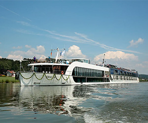 Melodies of the Danube Cruise holiday on AmaLea  night