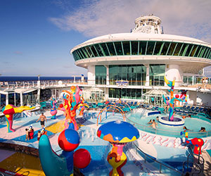 Spain, France & Italy Cruise from Barcelona Cruise holiday on Freedom of the Seas 4 night