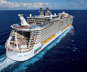 Eastern Caribbean Cruise from Miami Cruise holiday on Allure of the Seas 3 night