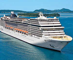 Short Eastern Mediterranean Cruise Cruise holiday on MSC Magnifica 7 night