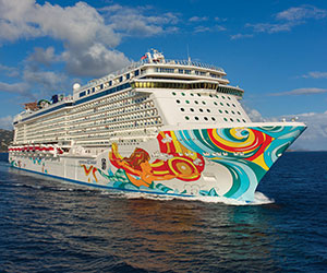 Western Caribbean Cruise from Miami Cruise holiday on Norwegian Getaway 3 night