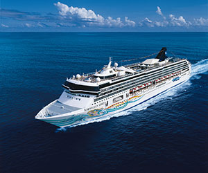 Christmas Mediterranean Cruise Cruise holiday on Norwegian Spirit  night