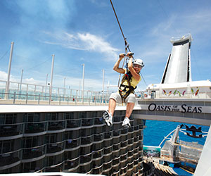 Spain & Italy Cruise from Barcelona Cruise holiday on Oasis of the Seas 7 night
