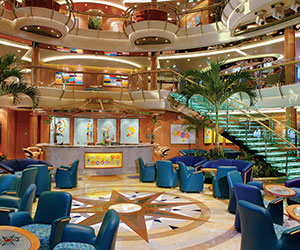 Russia & Sweden Cruise Cruise holiday on Jewel of the Seas  night