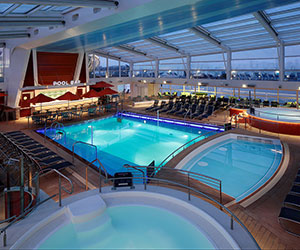 Rest of the World Cruise Holiday from Ireland