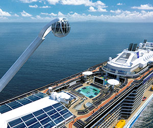 Caribbean and Mexican Riviera Cruise Holiday from Ireland