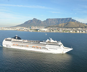 Mediterranean and Europe Cruise Holiday from Ireland