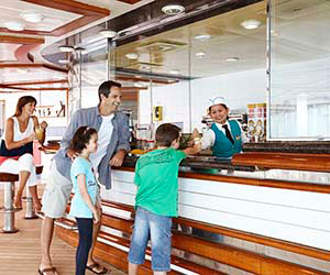 Cruise ship special offers