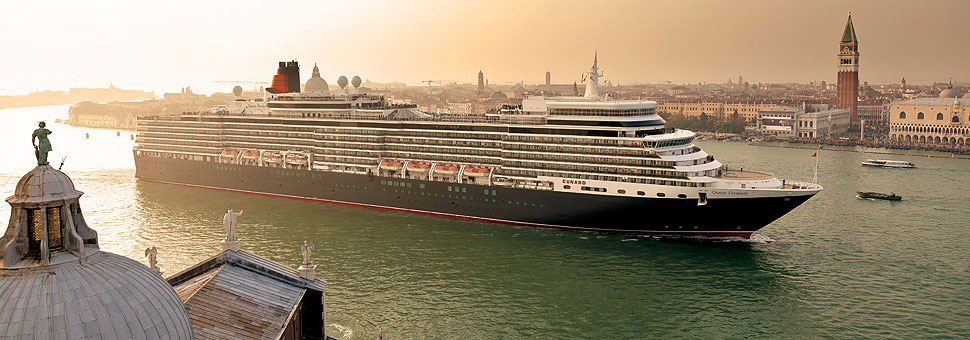 Canaries Winter Sun Cruise from Southampton on Queen Elizabeth