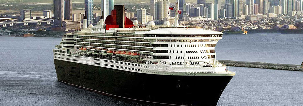 Transatlantic Cruise from Southampton to New York on Queen Mary 2