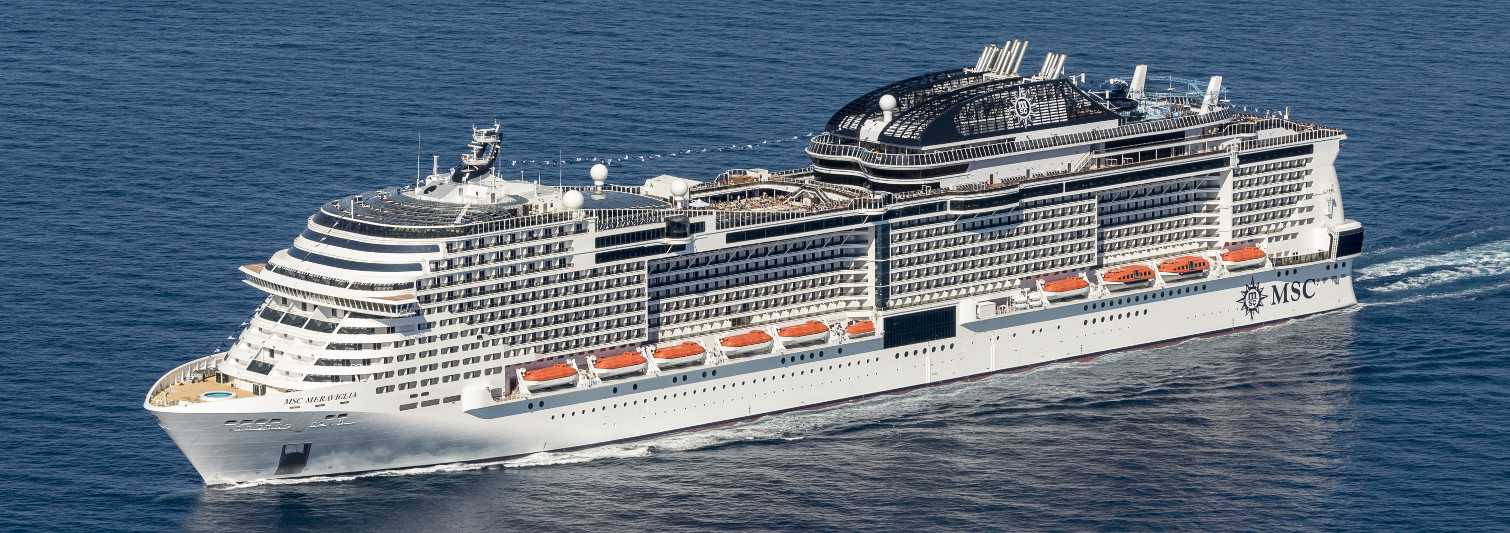 Summer Mediterranean Cruise  on MSC Meraviglia