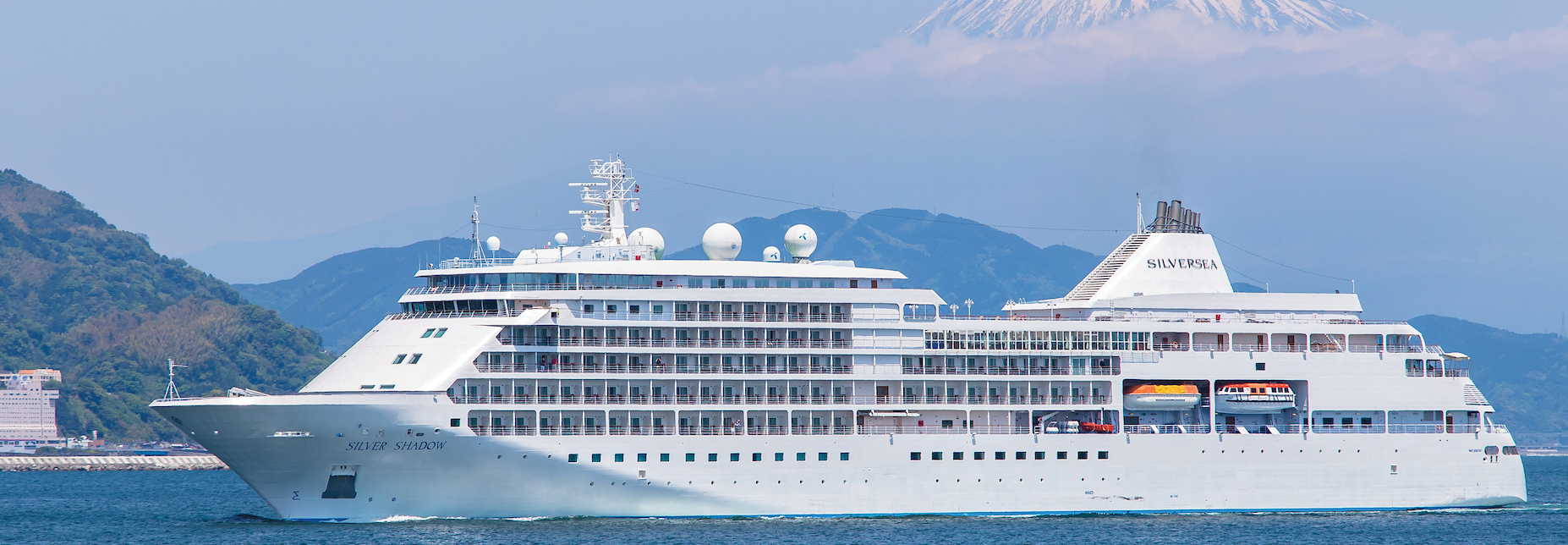 Alaska Cruise from Canada on Silver Shadow