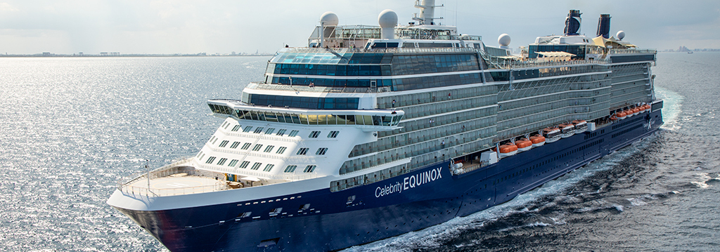 Antigua & St. Lucia Cruise from Miami on Celebrity Equinox