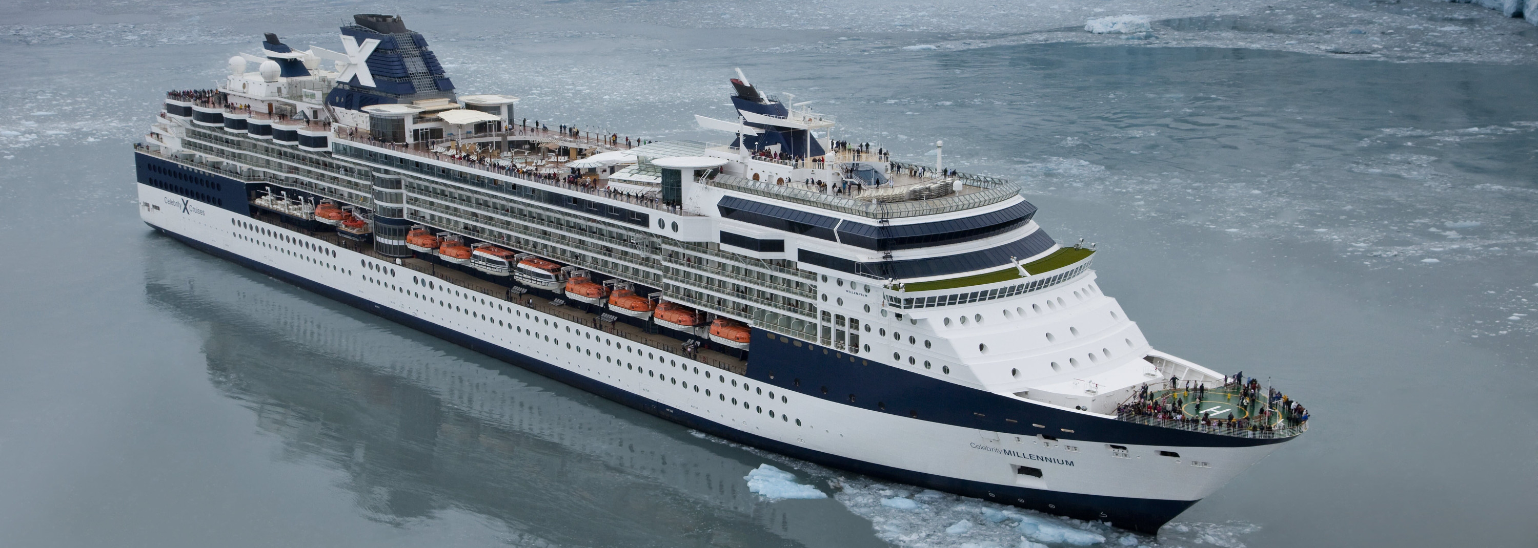 Singapore to Hong Kong Cruise from Singapore on Celebrity Millennium